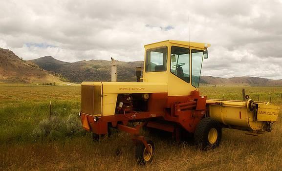 Mick Burkey - Tractor