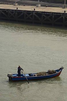 Traditional fisherman by Indra Kurnia Cahya