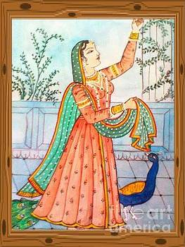 Traditional Painting by Mohan Kumar
