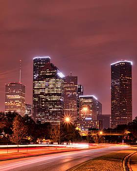 Traffic from Houston by Kayta Kobayashi