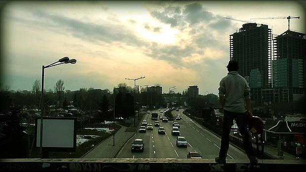 Traffic Jam by Iliyan Stoychev