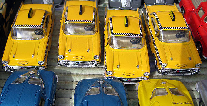 Traffic Jam by Leena Pekkalainen
