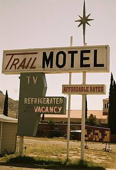 Trail Motel by Louise Morgan