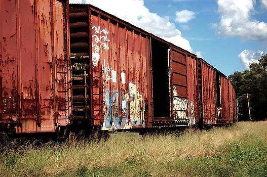 Train  by Heart On Sleeve ART