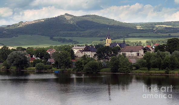 Gregory Dyer - Train to Prague - Village
