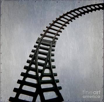 BERNARD JAUBERT - Train tracks