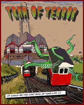 Tram of Terror by Tony Partington