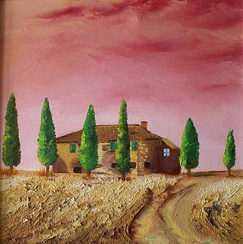 Tramonto by Niki Mastromonaco