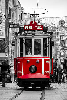 Tramway by M I