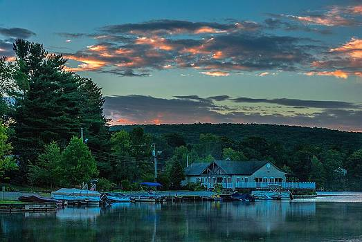 Tranquility Cove by Mark Cranston