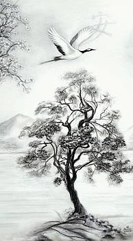 Tranquility II by Melodye Whitaker