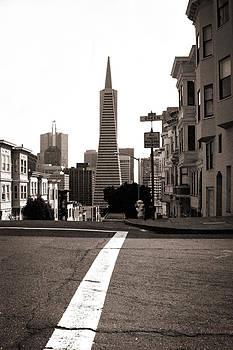Transamerica Pyramid San Francisco by SFPhotoStore