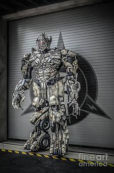 Edward Fielding - Transformer at NEST