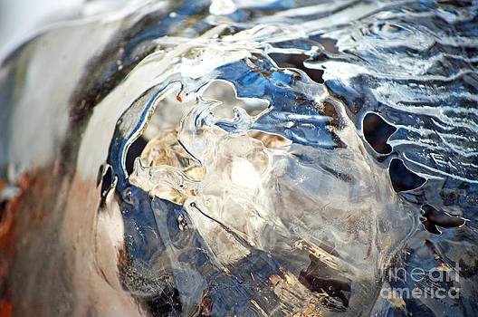 Gwyn Newcombe - Transforming Ice I