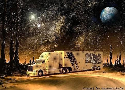 transport Planetary by Arcanico Luca Smith Acquaviva