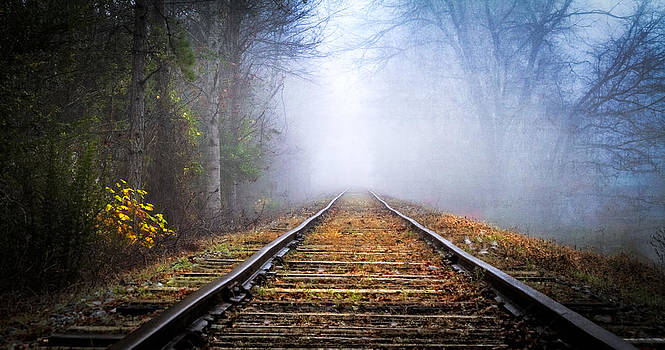Debra and Dave Vanderlaan - Traveling on the Tracks