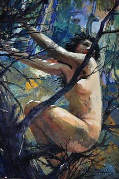 Andrea Kollo - Tree Hugger