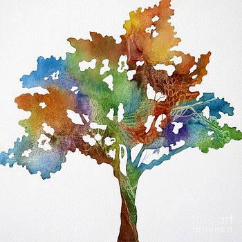 Tree of Life 1 by Deborah Ronglien