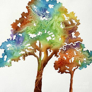 Tree of Life 2 by Deborah Ronglien