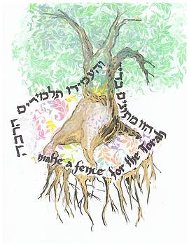 Tree of Life by Elazar Weiner