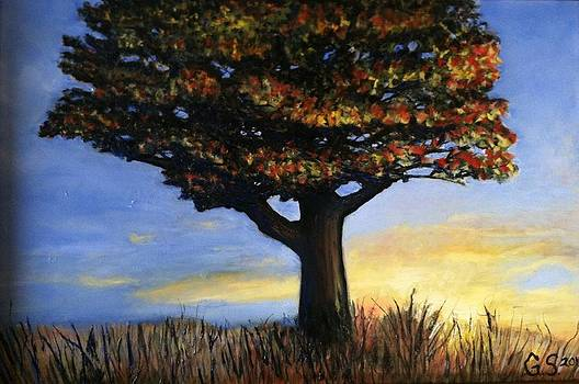 Tree of life by Genevieve Elizabeth