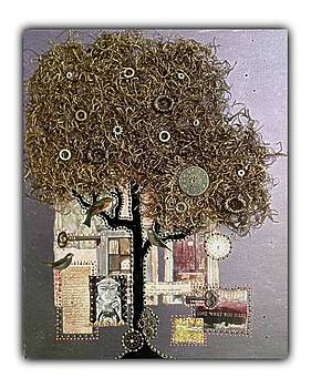 Tree of Life by Schroder Konate