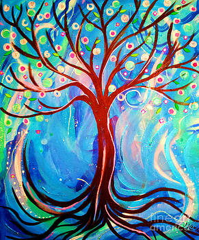 Tree of Praise by Jonathan Kania