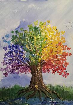 Tree of promise by Paula Stacy Adams