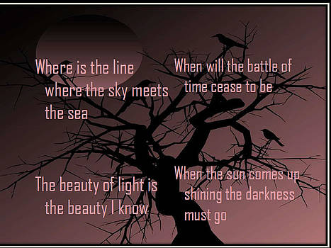 Tree Poem by Grace Acer