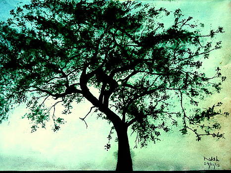 Tree proud tree by Nitesh Kumar