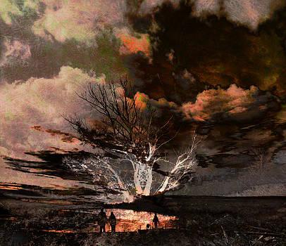 Tree Romance by Florin Birjoveanu