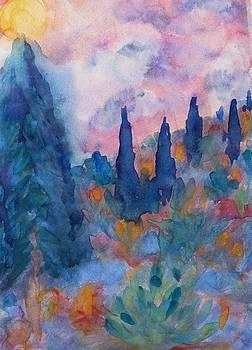 Tree Spirits in Prayer by Studio Tolere