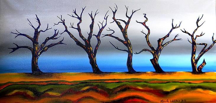 Tree Symphony by Nicole Willbur
