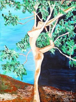 Tree Woman by Jayne Kerr