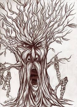 Treeman by Michael Mestas
