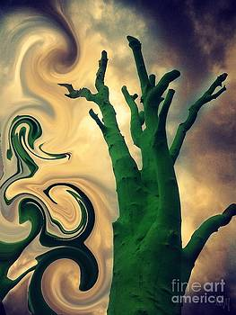 Treeswirl by Susan Townsend