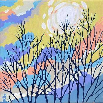 Treetop Melody by Dorothy Jenson