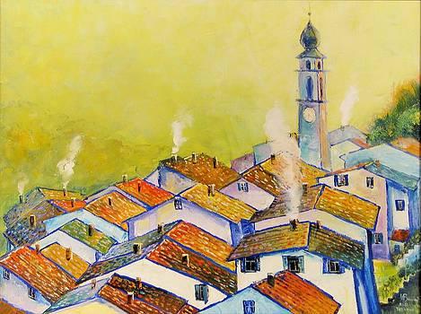Trentino by Mikhail Zarovny