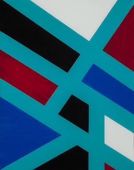 Triangle2 by Carolyn Repka