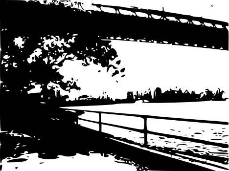 Triboro Bridge  by Ricardo  De Almeida