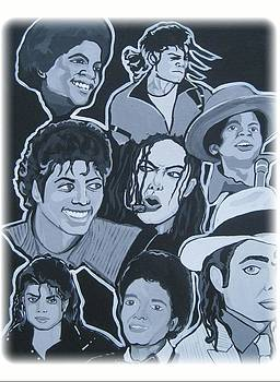 Tribute To Michael Jackson by Gary Niles