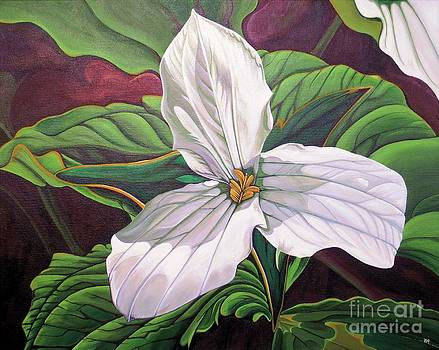 Trillium by Wendy Russell