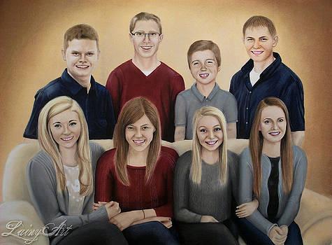 Trimble Family by Alaina Ferguson