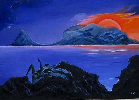 Trinacria by Daniela Giordano