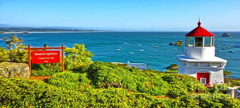 Gregory Dyer - Trinidad Head CA - Lighthouse