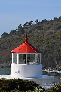 Trinidad Lighthouse by Gale Cochran-Smith