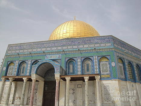 Trip to Isreal  by Jeff Pickett