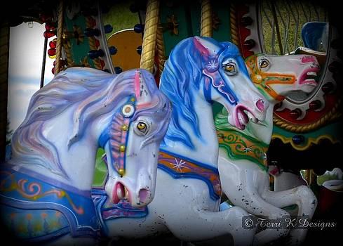 Triple ride by Terri K Designs