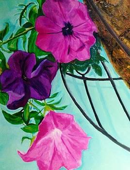 Triplets by Cindy Lawson-Kester