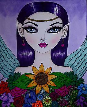 Trixi Fairy by Maria  Ruiz